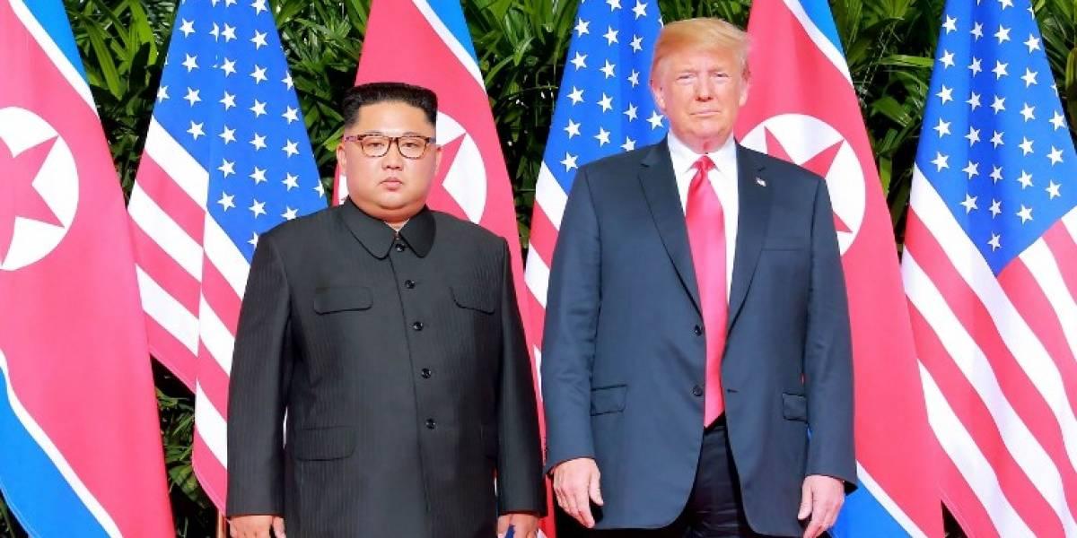 Washington y Pyongyan acuerdan nueva cumbre entre Tump y Kim Jong-un