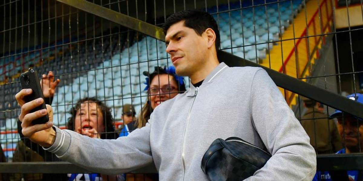 """Navarro Montoya anticipa un duro panorama para Lampe en Boca: """"Creo que el titular va a seguir siendo Rossi"""""""