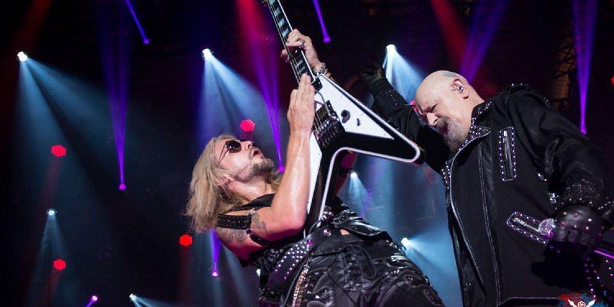 """Richie Faulkner de Judas Priest: """"Estamos vivos gracias a los fans"""""""