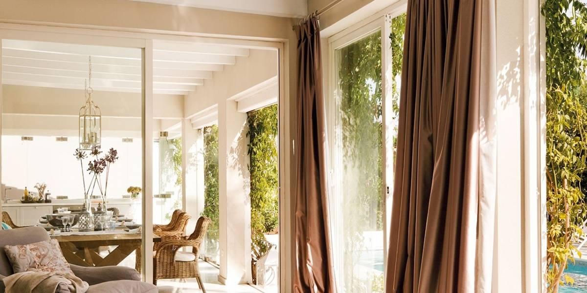 ¿Cómo preparar tu casa para las altas temperaturas?