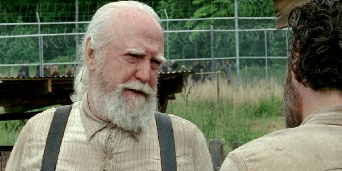 """The Walking Dead"" está de luto: muere Scott Wilson, actor que interpretó a ""Hershel"""