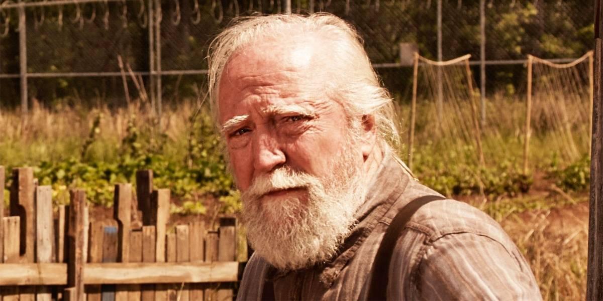 Morre Scott Wilson, o Hershel de The Walking Dead, aos 76 anos