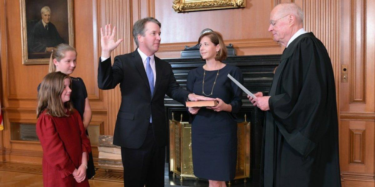 Tras el ascenso de Kavanaugh, la derecha de EE.UU. enfrenta recelo