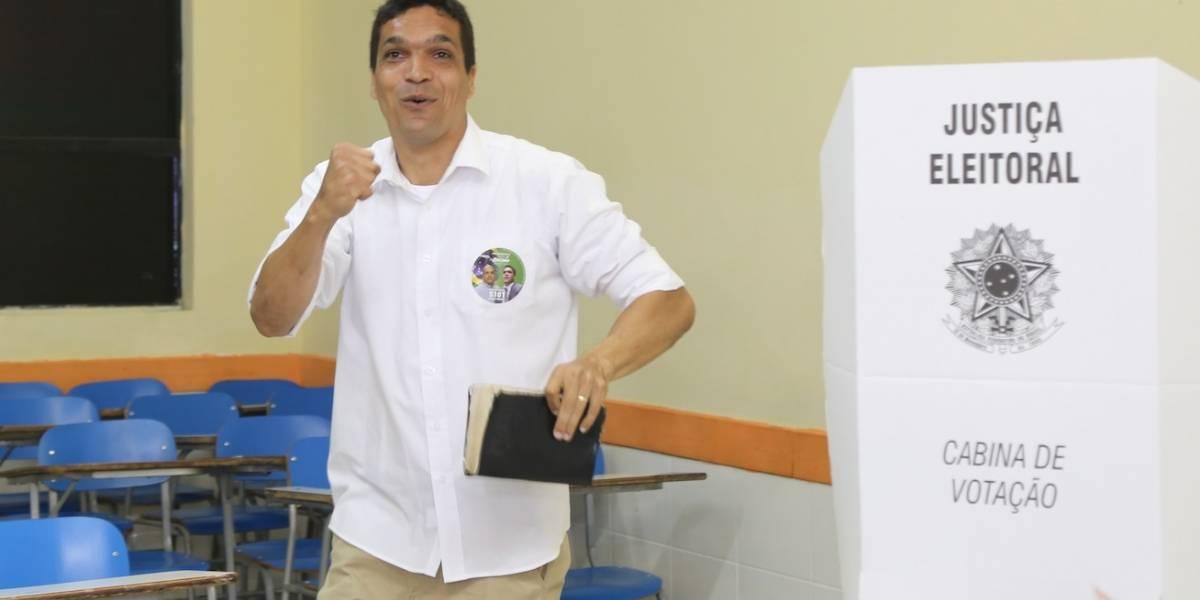 Vetado no último debate, Cabo Daciolo tem mais votos que Meirelles, Marina e Boulos