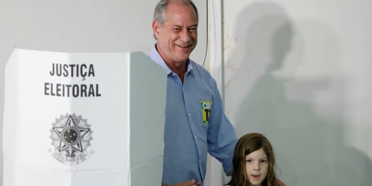Ciro Gomes descarta apoio a Bolsonaro e diz que tem história de defesa da democracia