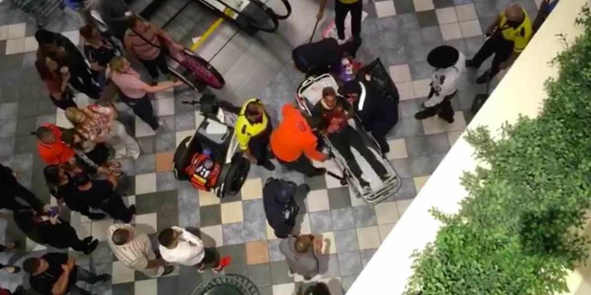 Sospechoso de causar pelea en Plaza Las Américas espera radicación de cargos