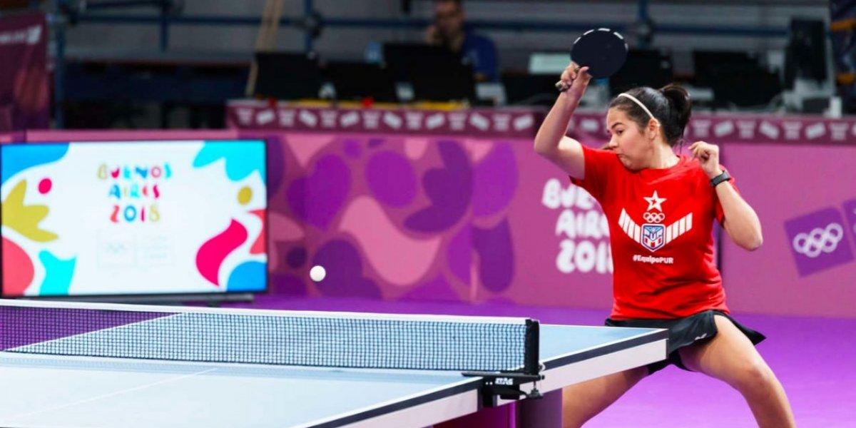 Adriana Díaz logra segunda victoria en Olimpiadas Juveniles