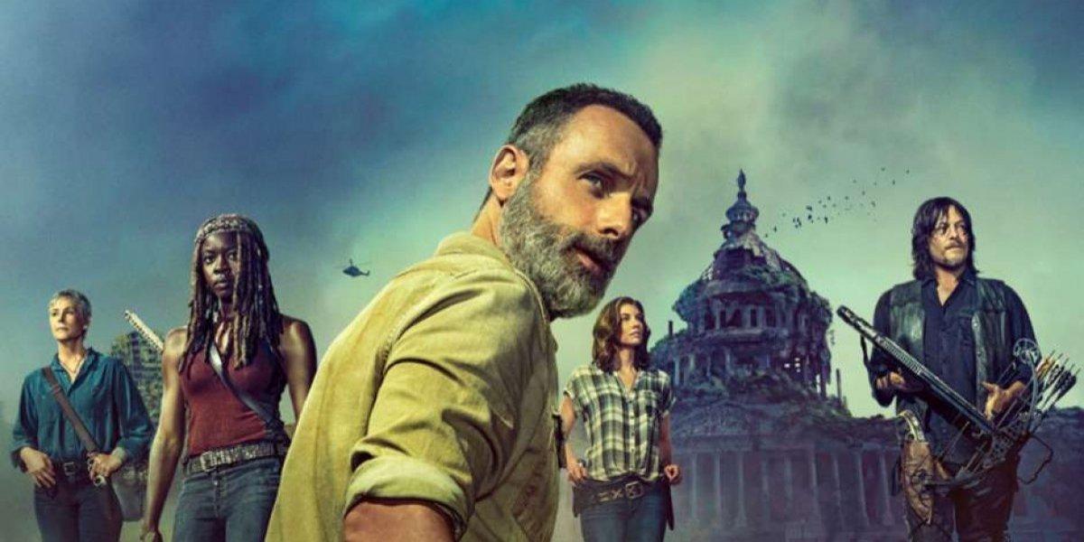 """""""The Walking Dead"""" estrena su noveno ciclo: salen dos protagonistas y entra una nueva showrunner"""