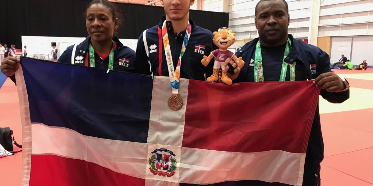 Antonio Tornal conquista el bronce en Olímpicos de la Juventud