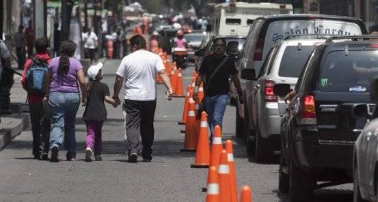 El tráfico vehicular resta hasta cuatro años con cuatro meses y medio de vida a los mexicanos, reportó De la Riva Group / Cuartoscuro
