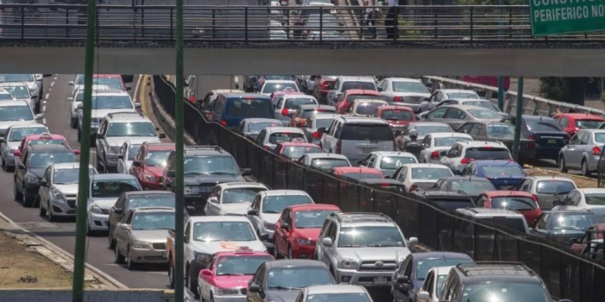 Por contaminación, este jueves también se aplicará doble Hoy no Circula