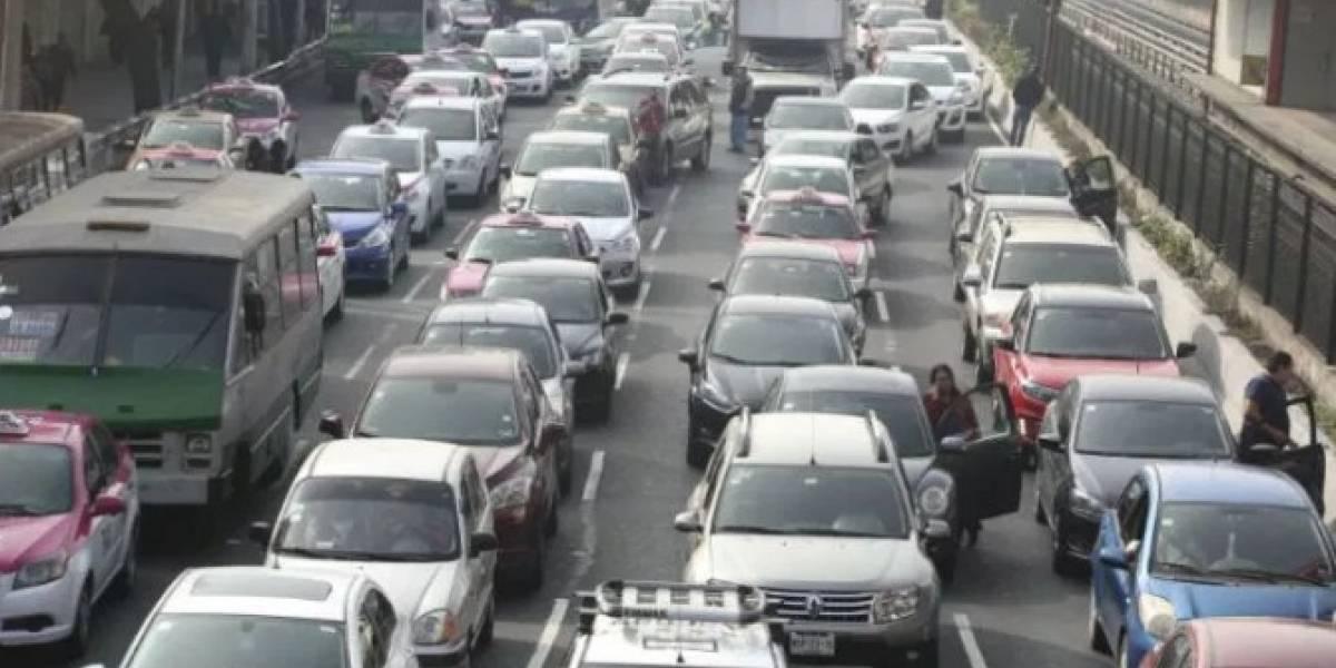 Tráfico vehicular genera demencia y hasta alzheimer