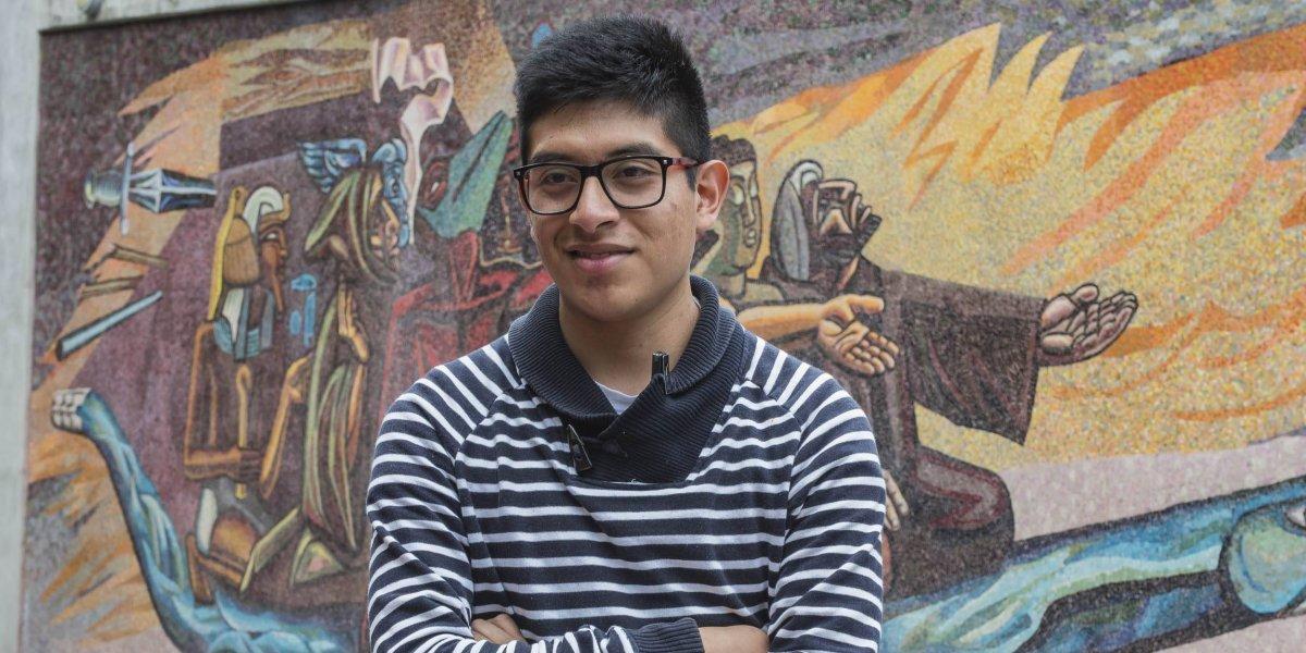Estudiante de la UNAM gana Premio Internacional de Paisajismo