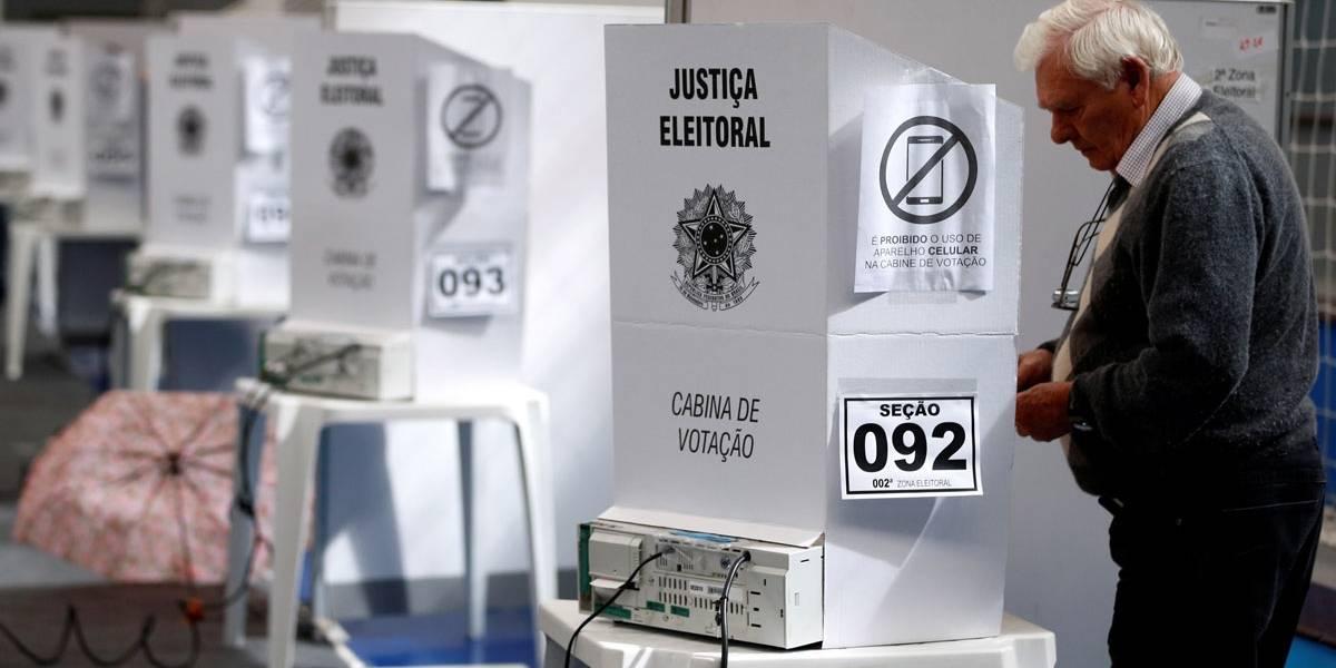 Mais de 40 milhões de eleitores não escolheram presidente no primeiro turno