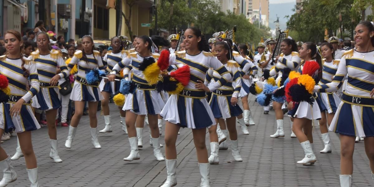 Pregón cívico celebra  a Guayaquil