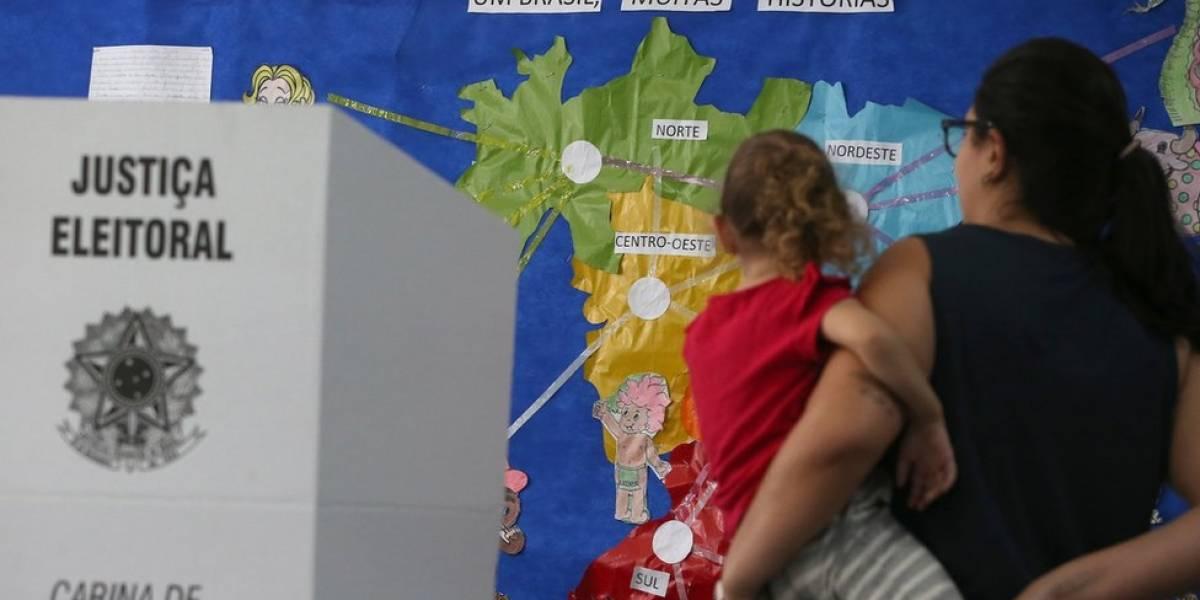 Eleições 2018: O peso de cada região do Brasil na votação para presidente