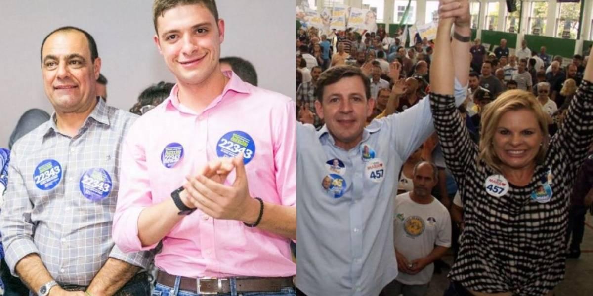 Prefeitos do ABC elegem familiares como deputados; veja os representantes da região