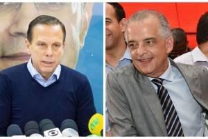 Ibope/SP: Doria tem 52% dos votos válidos; França, 48%