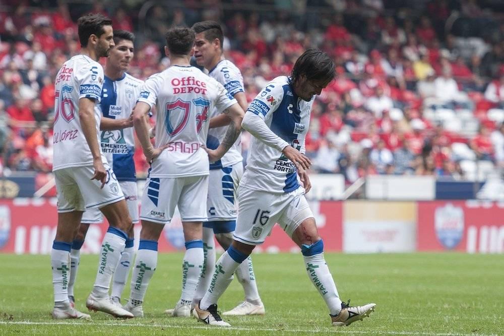 Sacucieron a Jorge. / Mexsport