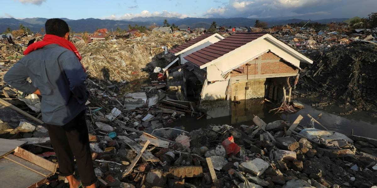 Mortes em terremoto na Indonésia chegam a quase 2 mil