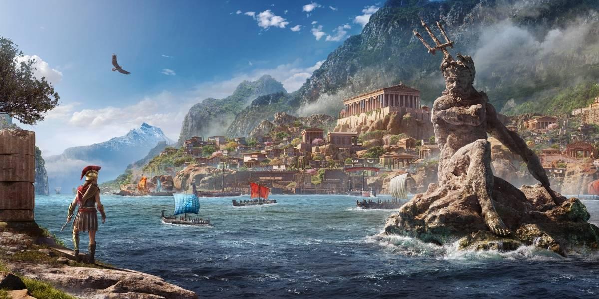 Assassin's Creed: Odyssey busca renovação com trama de RPG na Guerra do Peloponeso