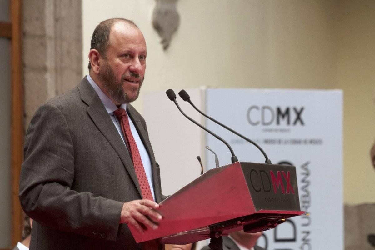 Eduardo Vásquez Martín, secretario de Cultura de la CDMX. Cortesía