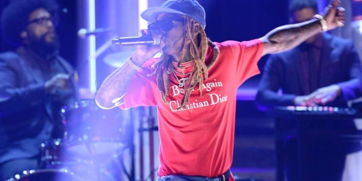 Lil Wayne suspende concierto