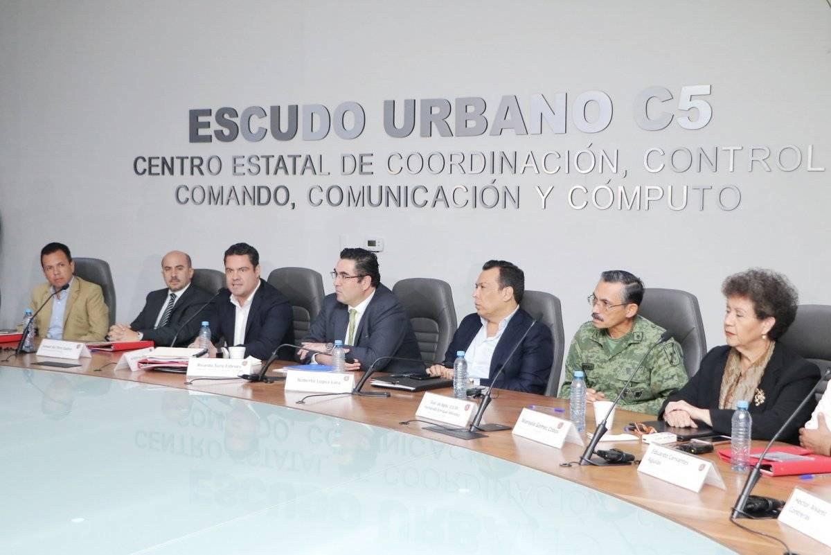 Reconoce gobierno del Estado retrasos con Escudo Urbano C5