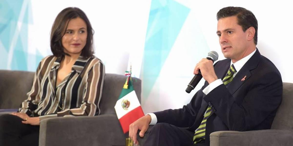 Peña Nieto destaca avances del sexenio en materia de competencia