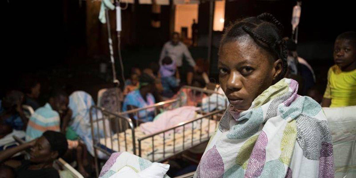 Precariedad en hospital afecta asistencia a las víctimas de sismo en Haití