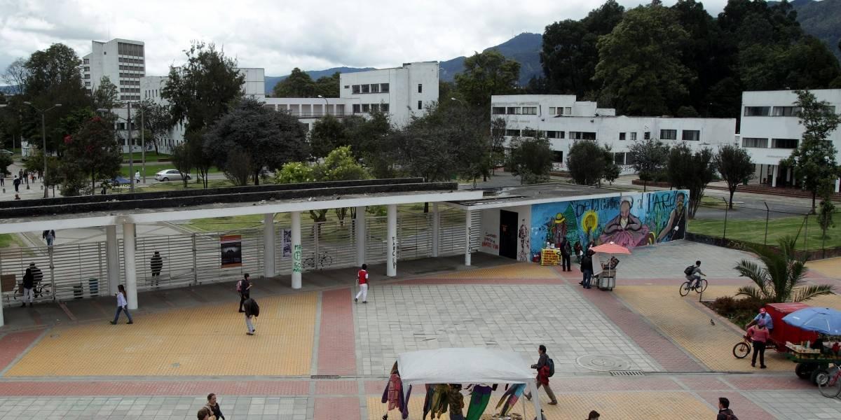 Estudiantes marchan para exigirle al Gobierno mayores recursos a la educación