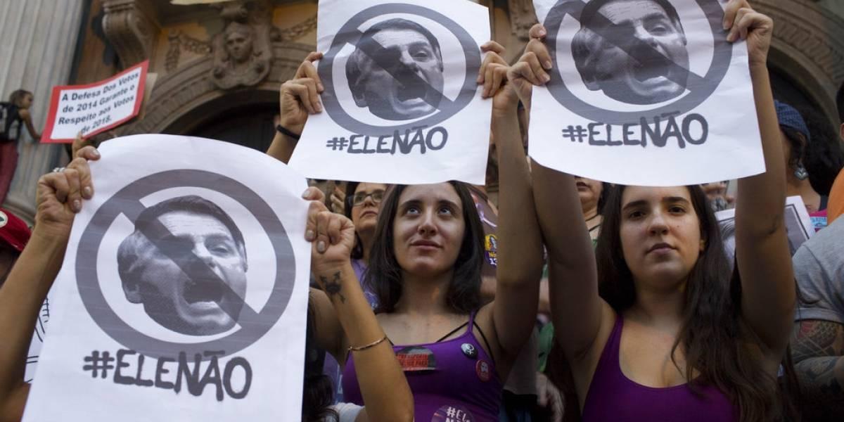 """""""Las trampas del feminismo"""": el polémico panel que realizará el Ministerio de la Mujer de Bolsonaro"""