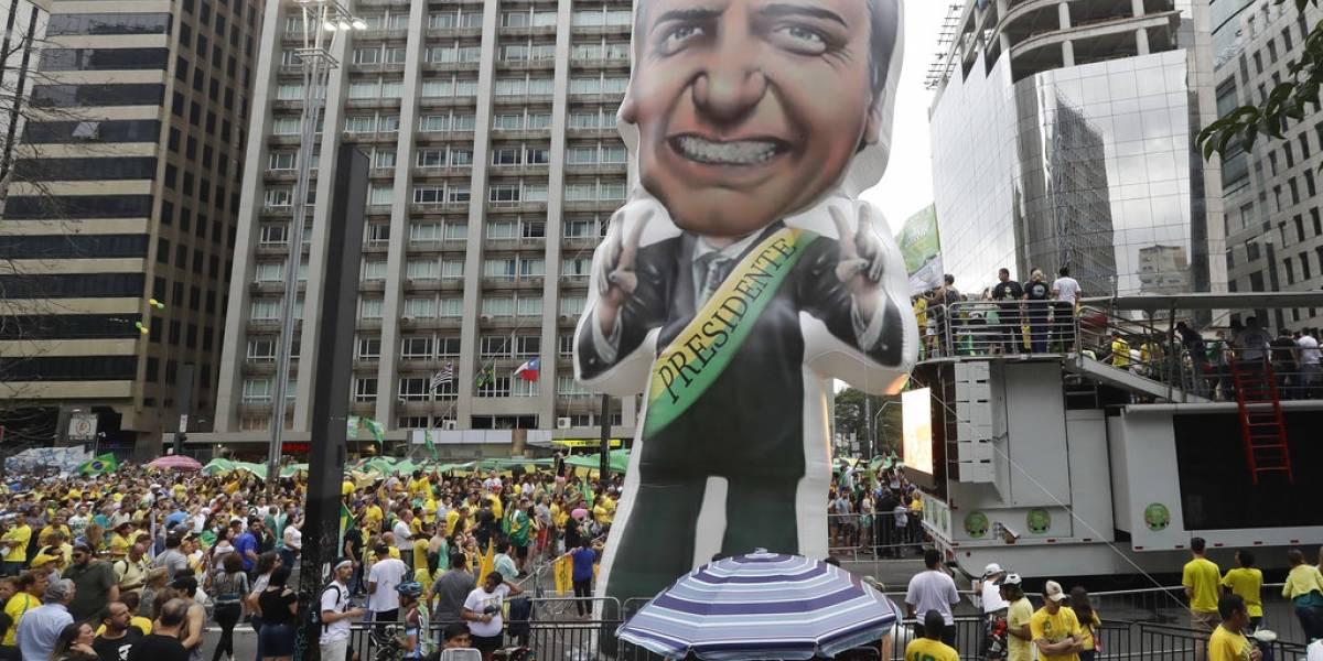 """Las frases que dejó el polémico triunfo de la ultraderecha brasileña en primera vuelta: """"Hasta la victoria... si Dios quiere"""""""