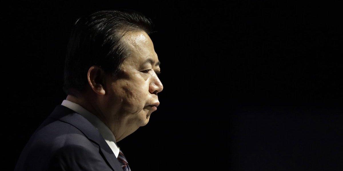 """""""No lo declararon reo por lindo"""" según China: los motivos de la detención del ahora ex presidente de Interpol"""