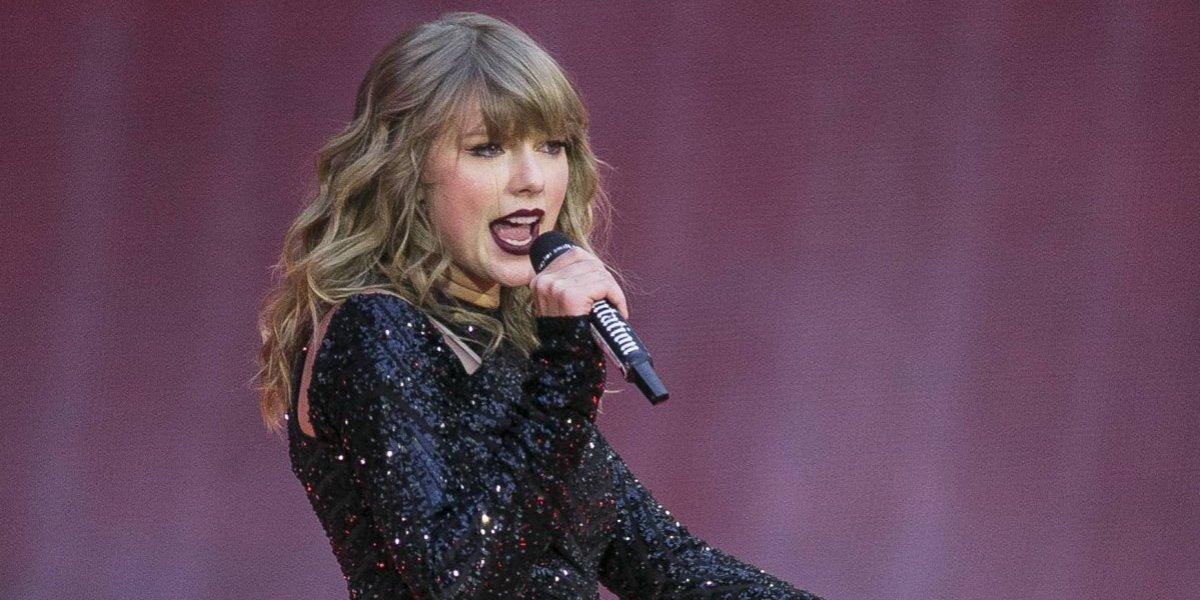 Habla de politica Taylor Swift