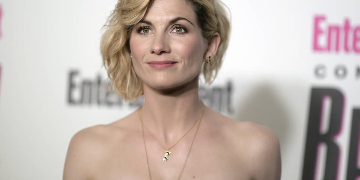 Primera Doctor Who mujer quiere ser modelo para todas las personas