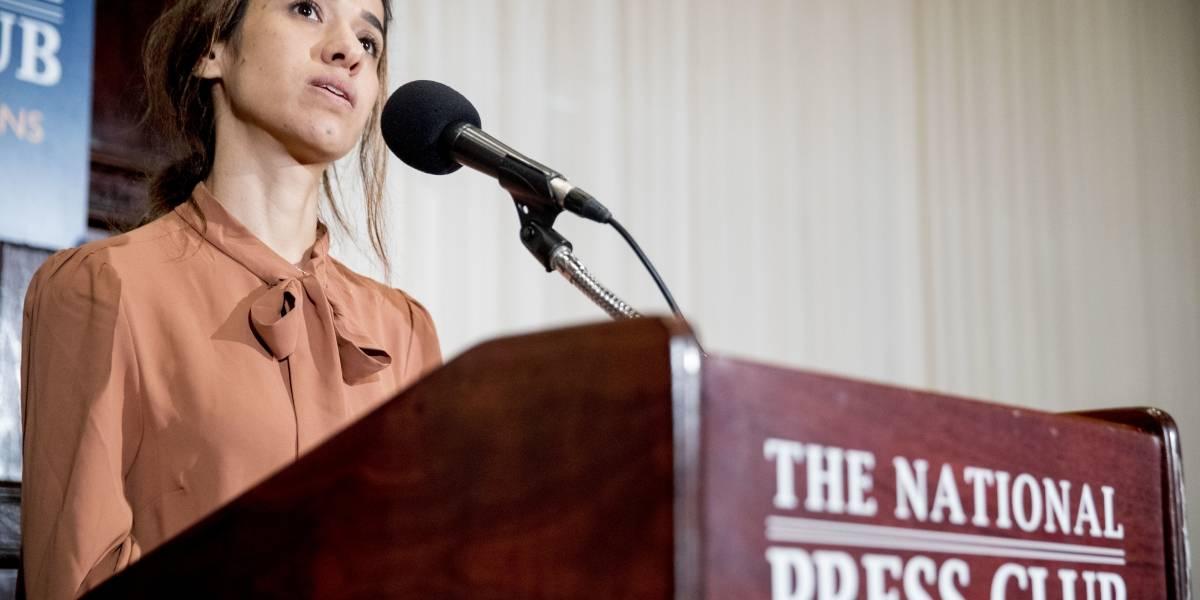 Ganadora de Nobel de la Paz urge hacer más contra genocidios