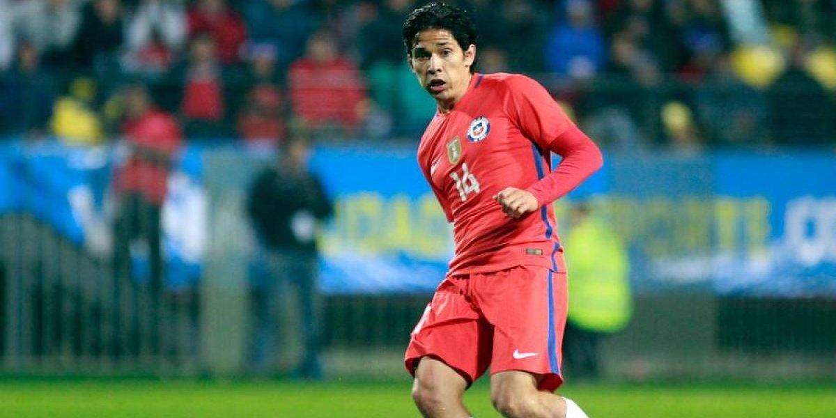Matías Fernández vuelve a la Roja tras dos años — Confirmado
