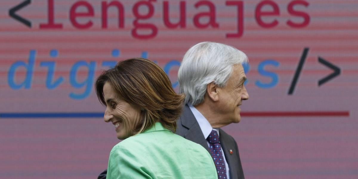 """Piñera frente a la Unesco: """"La reforma más importante en educación sigue pendiente"""""""