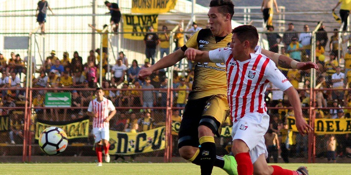 Cobreloa le mete presión al puntero Coquimbo Unido en la infartante recta final de la Primera B