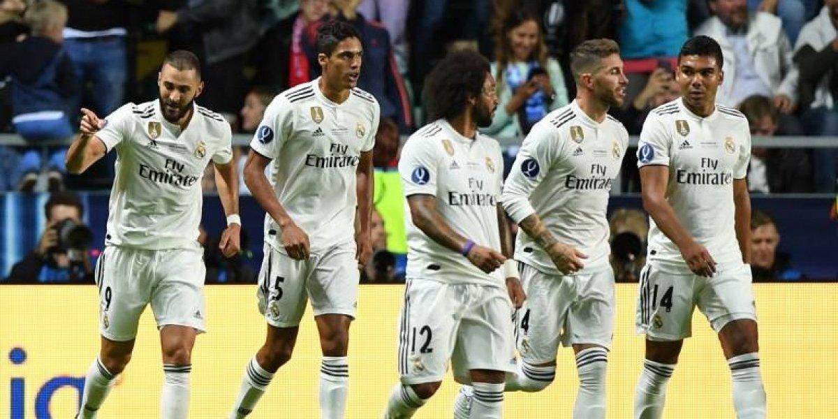 Otro jugador del Madrid se lesiona y enciende las alarmas en el Bernabéu