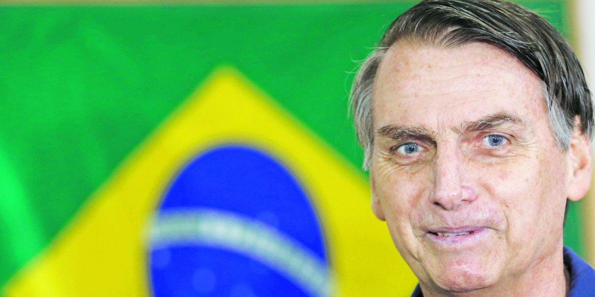 Las dos caras de Bolsonaro