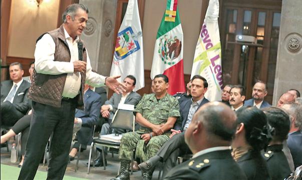 Se requieren 3 mil 500 mdp para recomponer los centros penitenciarios de Nuevo León