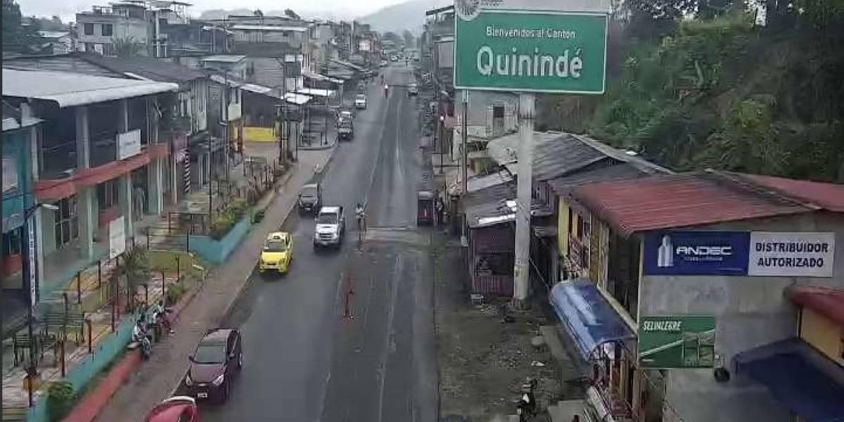 El estado de las vías en Ecuador para este lunes de feriado