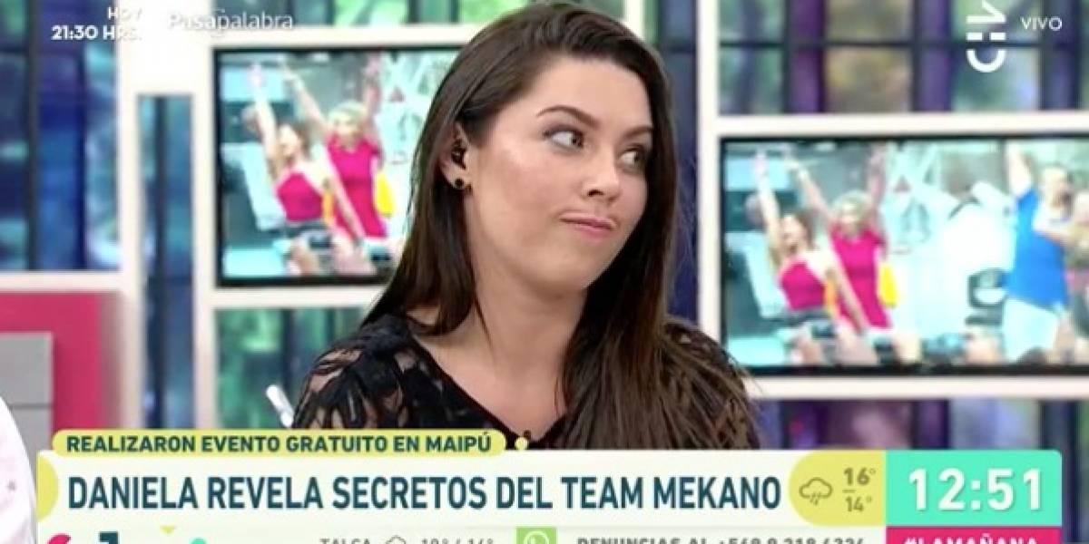 """Daniela Aránguiz y el regreso del team Mekano: """"Parecía clase de zumba"""""""
