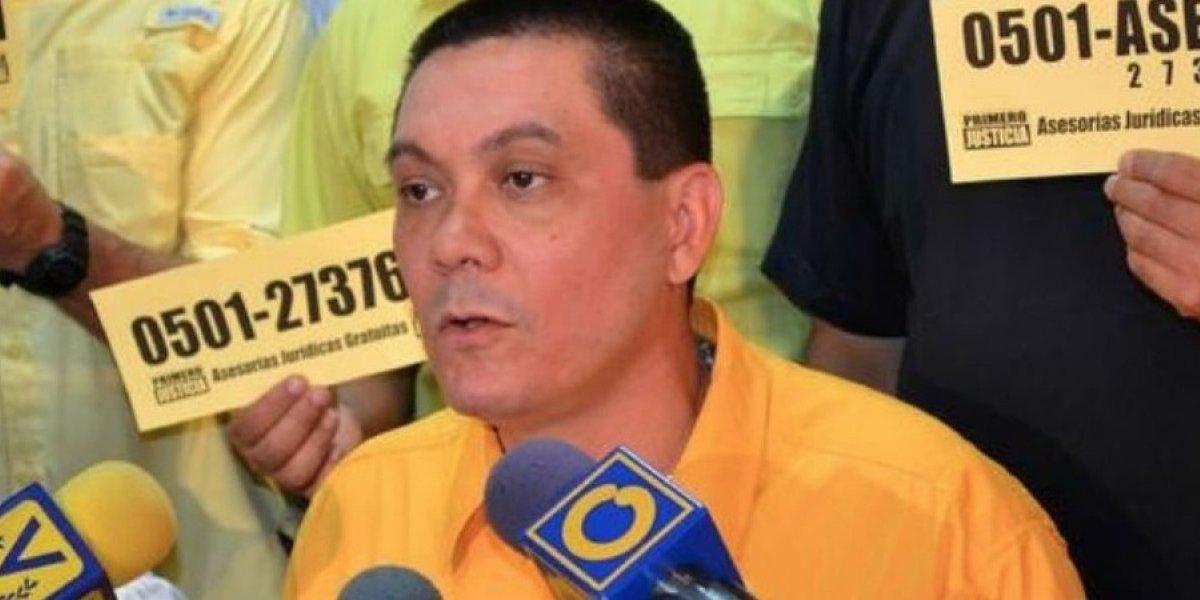 """Gobierno de Maduro calificó de """"suicidio"""" muerte de un concejal bajo custodia de inteligencia militar"""