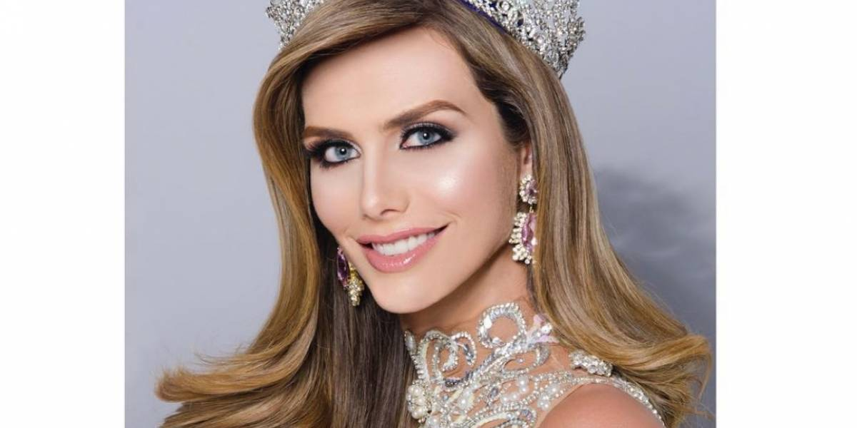 Ángela Ponce, Miss España, deja ver fotos de su transformación