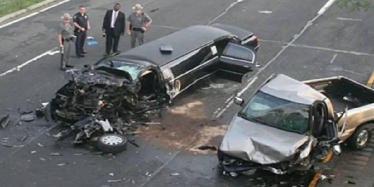 Nuevos detalles de la limusina infernal: chofer fue informante del FBI y no contaba con los permisos para circular