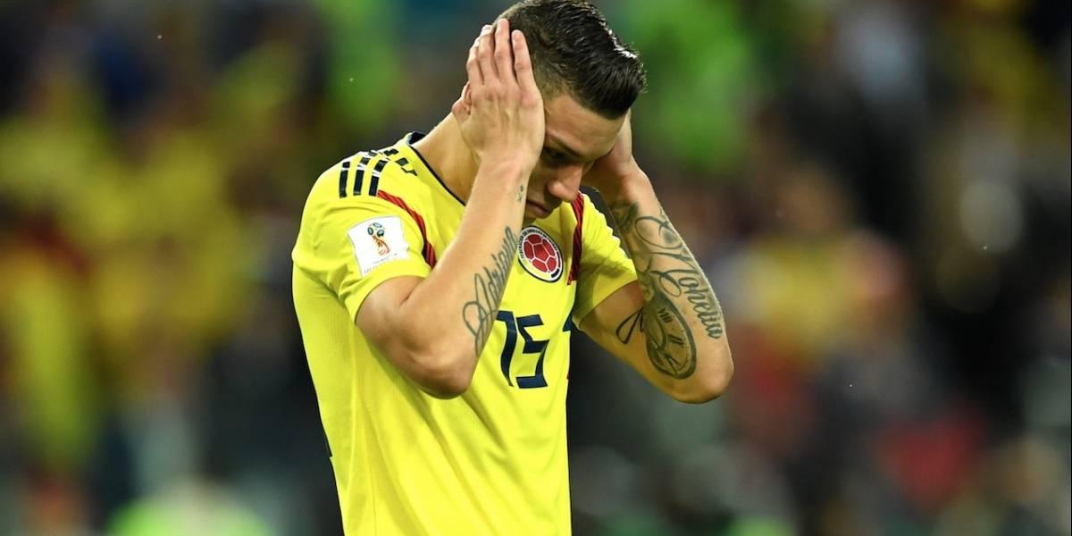 Respuesta de Mateus Uribe por los errores cometidos con selección Colombia