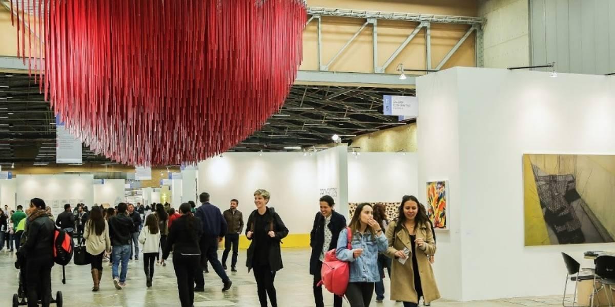El arte contemporáneo y moderno se toma Bogotá en la 14ª versión de ARTBO